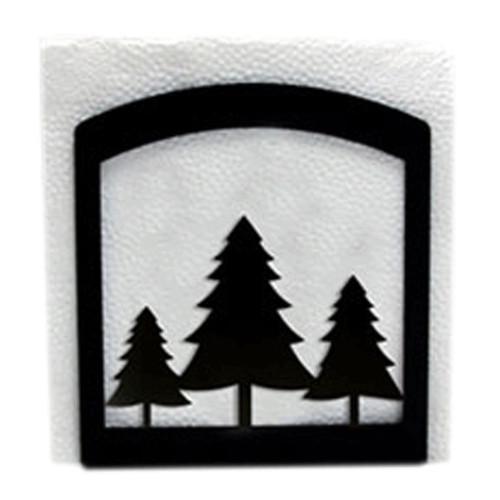 Pine Trees Napkin Holder