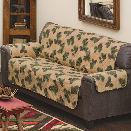 Pinecone Ridge Sofa Cover