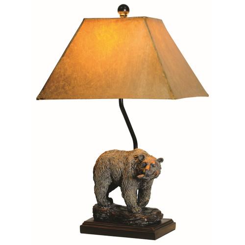 Playful Bear Table Lamp