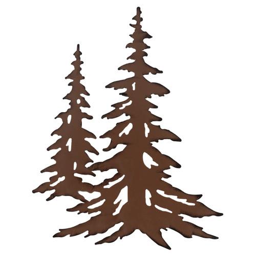Ponderosa Double Pine Wall Art