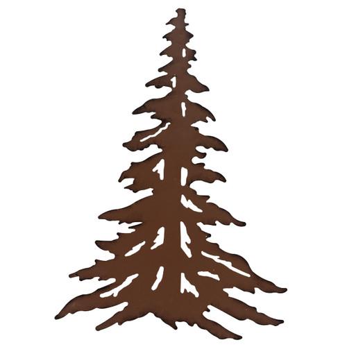 Ponderosa Single Pine Wall Art