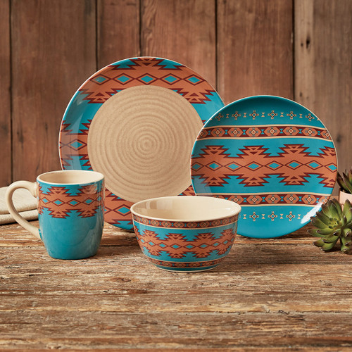 Sky Canyon Dinnerware Collection