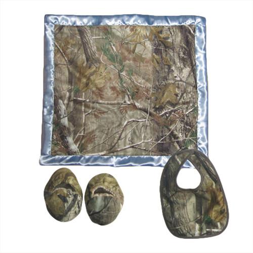 Realtree AP Boxed Baby Gift Set