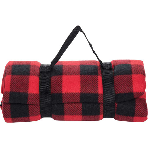 Red Buffalo Check Picnic Blanket - OUT OF STOCK