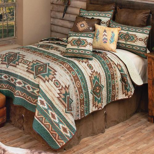 Spirit Walk Quilt Bedding Collection