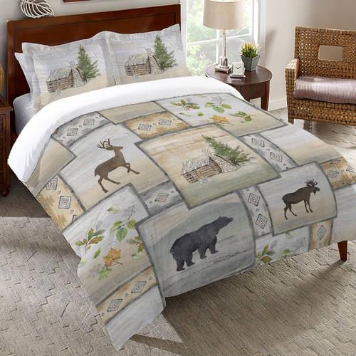 Rock Creek Lodge Comforter - King