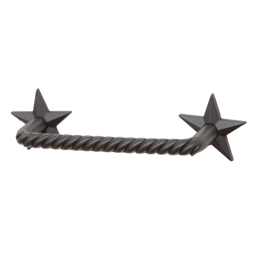 Rope and Stars Cabinet Pull