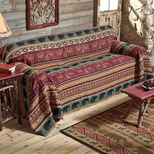 Rocky Ridge Sofa Cover