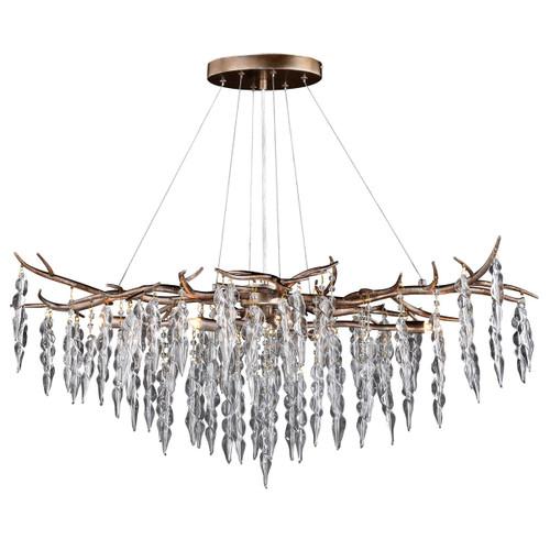 Silver Forest 6-Light Chandelier
