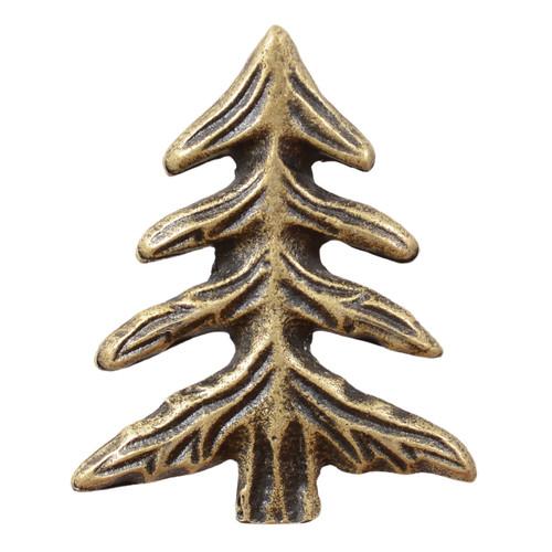 Single Pine Tree Cabinet Knob