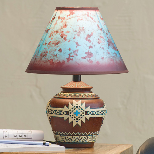 Sky Canyon Southwest Accent Lamp