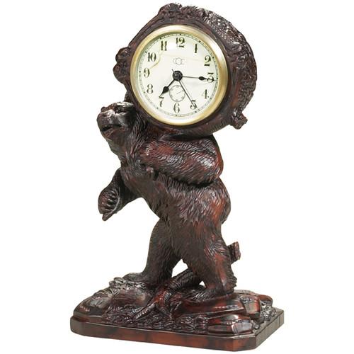 Smiling Bear Clock