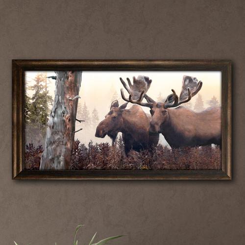 Yukon Moose Personalized Prints