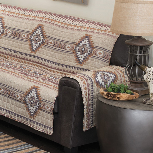 Southern Flare Loveseat Cover