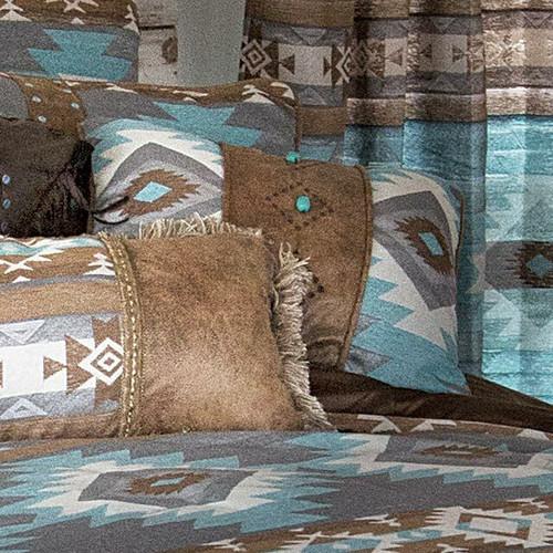 Southwest Diamonds Accent Pillow
