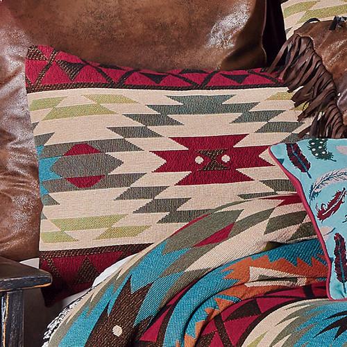 Southwest Expressions Tapestry Standard Sham
