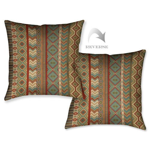 Southwest Print Pillow