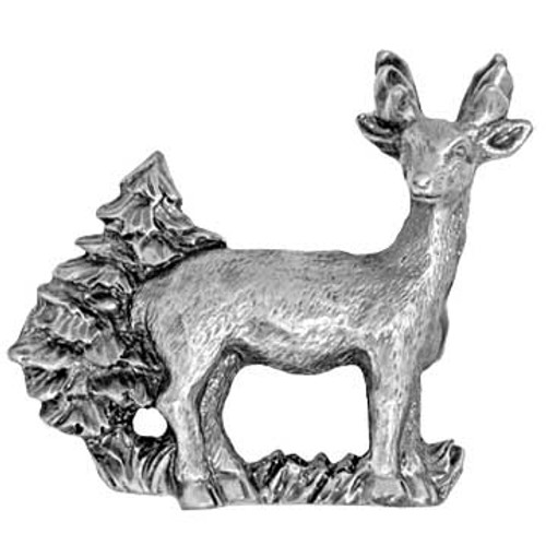 Standing Deer Drawer Pull