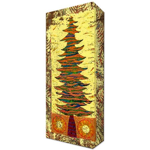 Sunny Pine Boxed Metal Wall Art