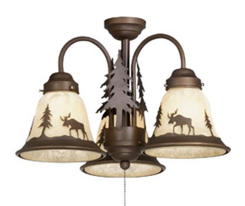 Timberland 3 Light Pendant