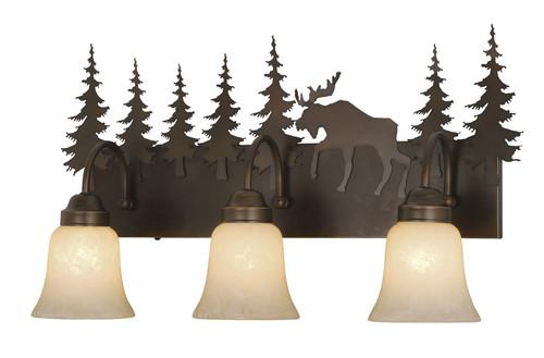 Timberland Vanity Light - 3 Light