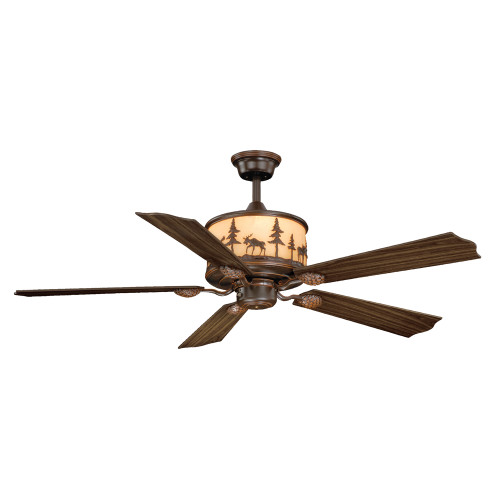 Timberland Ceiling Fan - BACKORDERED UNTIL 10/25/2021