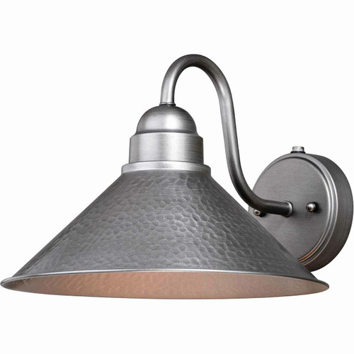 Trailhead 12 Inch Outdoor Wall Sconce - Pewter