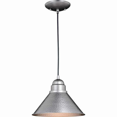Trailhead Outdoor Pendant Light - Pewter