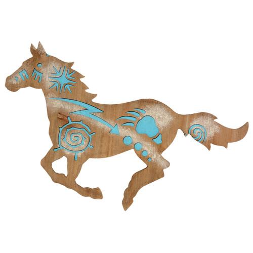 Tribal Horse Wall Art
