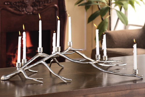 Twig Centerpiece Candelabra - OUT OF STOCK UNTIL 11/23/2021