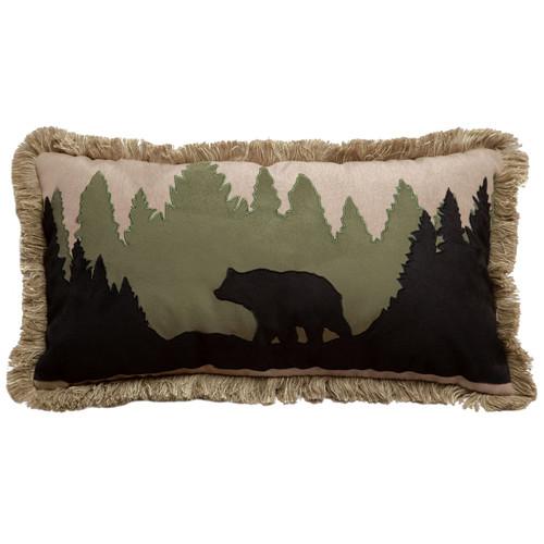 Twilight Bear Pillow