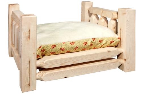 Homestead Medium Dog Bed with Mattress