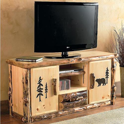 Aspen Creek TV Console Table