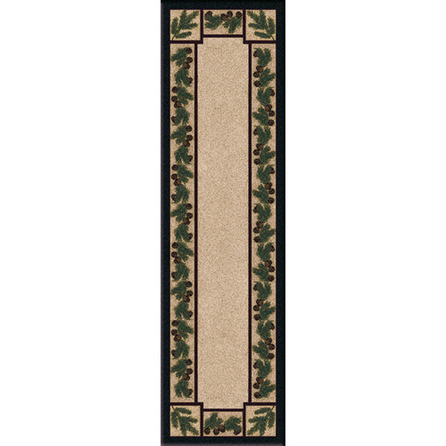 Valley Forest Rug - 2 x 8