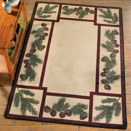 Valley Forest Rug - 4 x 6