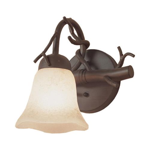 Vine 1 Light Vanity Lamp