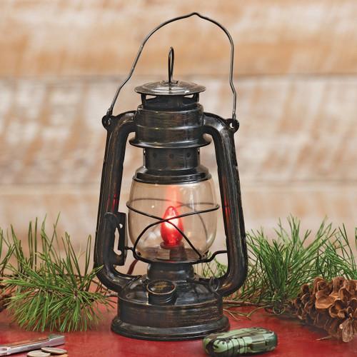 Vintage Lantern Accent Lamp