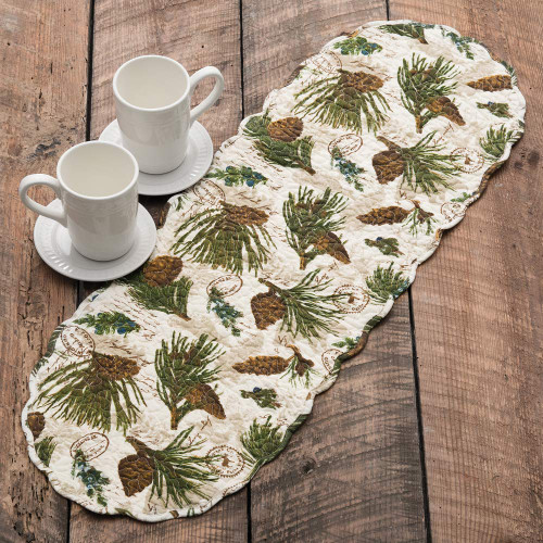 Walk in the Woods Table Runner - 36 Inch