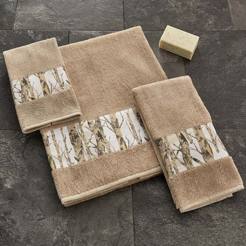 Birch Trees Towel Collection