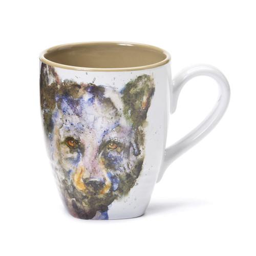 Watercolor Bear Mug