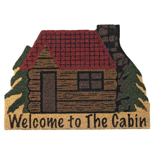 Welcome to the Cabin Doormat