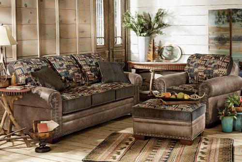 Woodland Cabin Sofa Collection