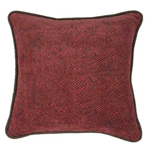 Wilderness Ridge Rust Accent Pillow