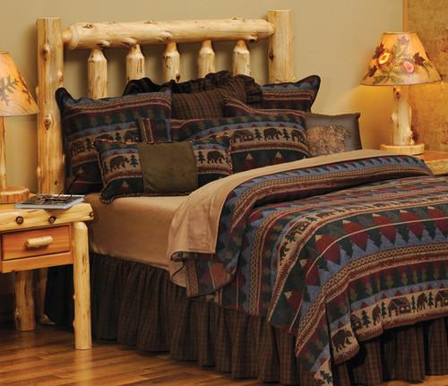 Cabin Bear Value Bed Sets