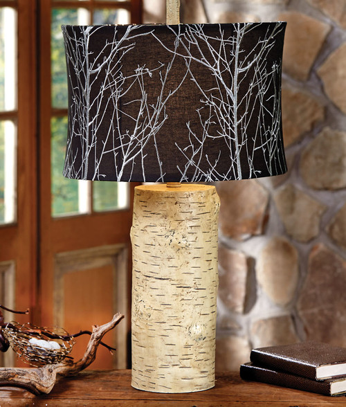 Willow Forest Table Lamp