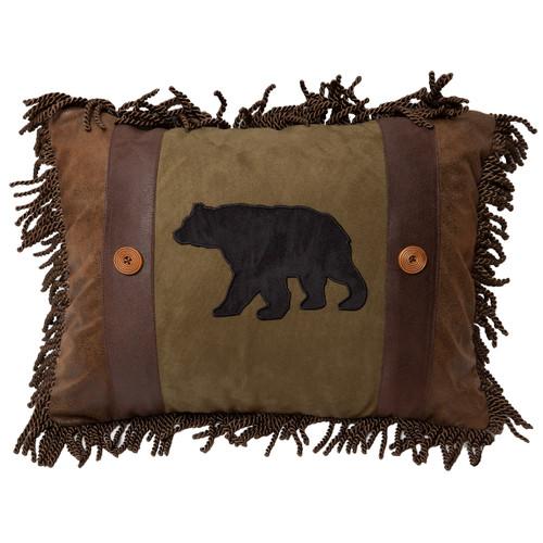 Winston Bear Pillow