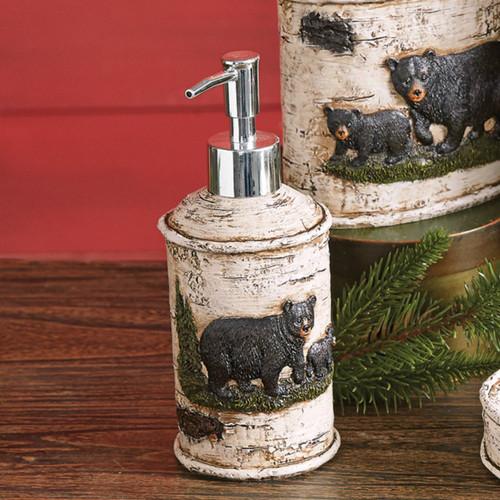 Woodland Bear Lotion Pump