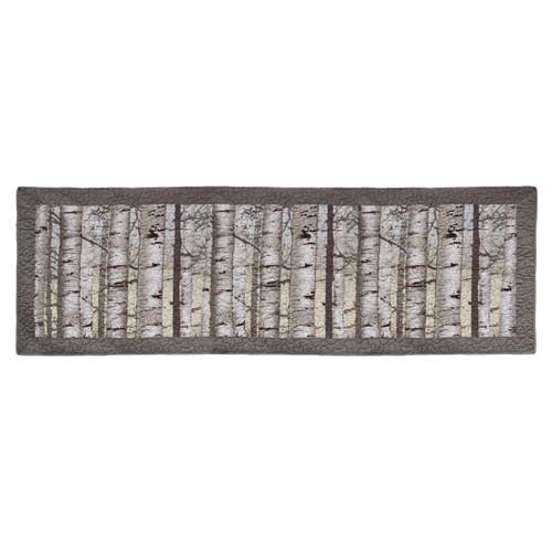 Woodland Birch Valance/Runner