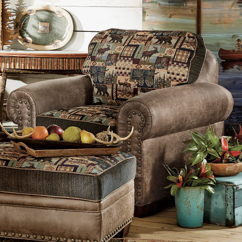Woodland Cabin Chair