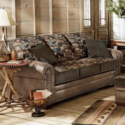 Woodland Cabin Sofa